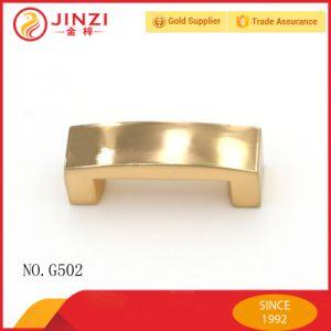Quality Purse Accessories Zinc Alloy Metal Arch Bridge for Leather Goods pictures & photos