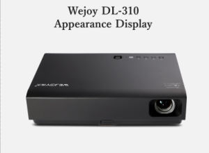 Hot Sale High Brightness Home Theather Business HD 3D Laser LED DLP Projector pictures & photos