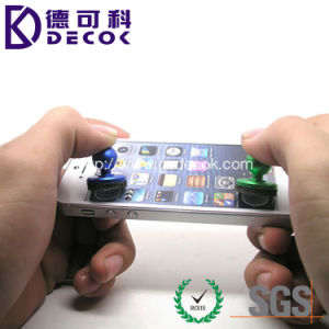 Mobile Phone Touch Screen Device Game Controller Joystick for Phone Tablet pictures & photos