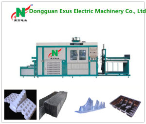 Full Automatic Hi-Speed Plastic Blister Vacuum Forming Machinery From Manufacturer
