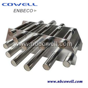 Cone Form Magnetic Oil Filter 12000 Gauss Magnetic Grate
