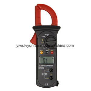 Dt202 Auto Range Clamp Meter pictures & photos