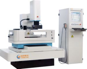 CNC Wire EDM Cutting Machine Dk77 pictures & photos