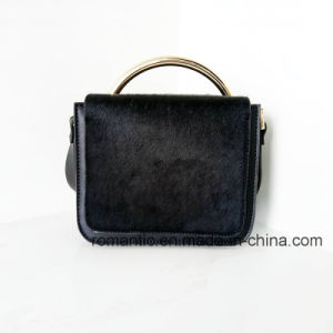 Fancy Brand Designer Fur Genuine Leather Handbags (NMDK-051501) pictures & photos