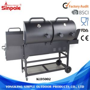 Chinese Manufacturer Wholesale Stainless Steel Charcoal Gas BBQ Grill pictures & photos