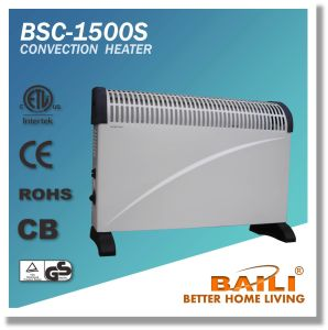Hot Sale 1500W Convection Heater with Thermostat pictures & photos