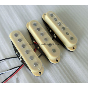 Wholesale OEM AlNiCo 5 Single Coil Strat Guitar Pickup pictures & photos
