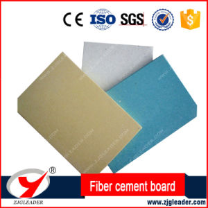 6mm No Asbestos Cement Board China in Red Black White Grey Color pictures & photos
