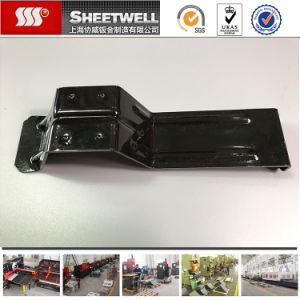OEM Stamping Painting Steel Sheet Metal Parts pictures & photos