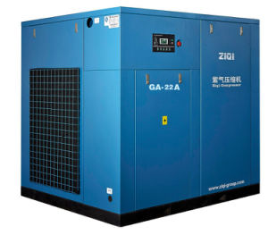 Rotary Screw Air Compressor Prices (GA-22A) pictures & photos