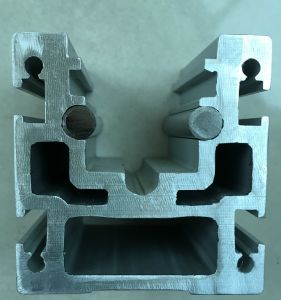 Large Size Aluminum Extrusion Solid Irregular Profile for Manipulator /Automatic Machine pictures & photos