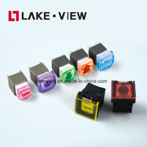 Audio Video Communication Device RGB Colors LED Electrical Changeover Power Switch pictures & photos