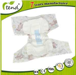 Brand OEM Manufacturer Heavy Weight High Aborbency Cute Printed Abdl Diapers pictures & photos
