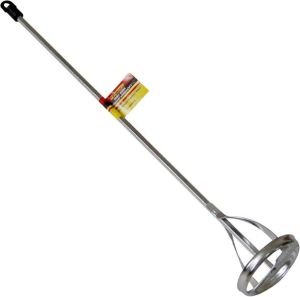 """Construction Tools 3""""*16"""" Chrome Plated Carbon Steel Paint Mixer pictures & photos"""