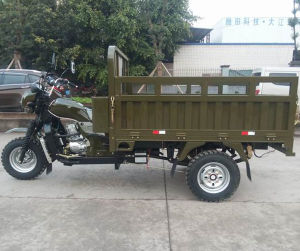 150 Zh Three Wheel Apsonic Cargo Tricycle pictures & photos