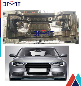 High Quality Custom Car Parts Hot Runner Honda Civic Front Bumper Plastic Mould pictures & photos