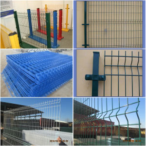 2017 Hot Sale China Factory Security Fence pictures & photos