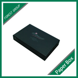 Black Paper Draw Gift Box pictures & photos