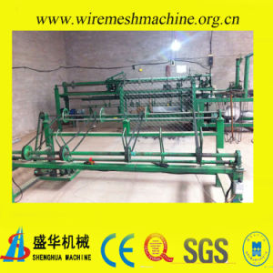 Chain Link Fence Machine (made in China) pictures & photos