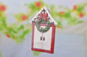 Vintage Ceramic Christmas Tree Hanging Decorations pictures & photos