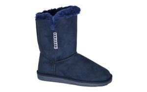 Women′s Microfiber Low Snow Boot pictures & photos