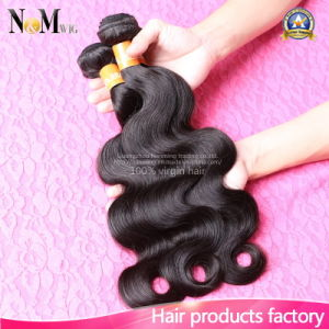 100% Human Hair Extension Wholesale Grade 8A Brazilian Hair pictures & photos