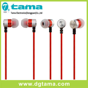 Hot Selling 3.5mm Wired Mobile Stereo Earphone with Microphone