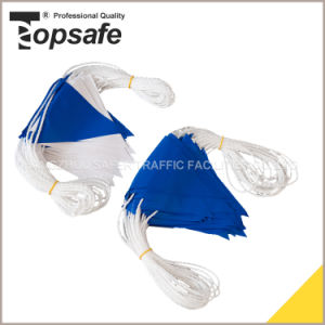 Blue Color Warning Flag (S-1625) pictures & photos