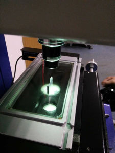 Aluminum Objects Measurement Equipment Profile Projectors with a Best Price pictures & photos