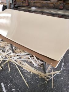 5mm White MDF/5mm White HDF pictures & photos