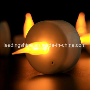 Wedding Dating Ceremony Decor Blowing Control Flameless Tea Light Candle pictures & photos