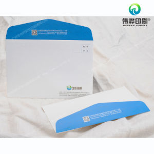 C5 Size Fancy Paper Offset Printing Envelopes / Stationery pictures & photos