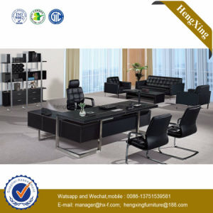 Modern Black Color CEO Boss Executive Manager Office Desk (NS-NW148) pictures & photos
