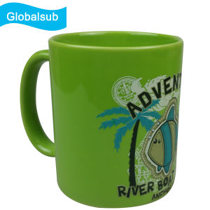 Hot Sale 11oz Full Color Mug for Sublimation Printing pictures & photos