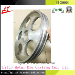 2017 Hot Sale Aluminum Alloy Die Casting Belt Pulley pictures & photos
