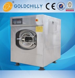 Full Automatic Washing Machine Dewatering Industrial Washer pictures & photos