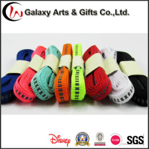 Premium 1.2cm Size 120 Reflective Flat Shoelaces for Sport Shoe Safety Running