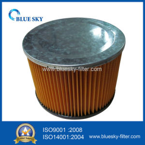 Orange Canister Filter for Vacuum Cleaner pictures & photos