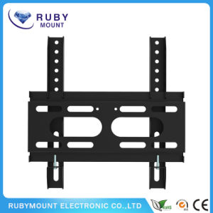 Easy Installation Fixed TV Wall Mount with Decent Instruction pictures & photos