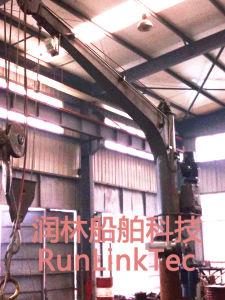 20kn3m Marine Crane/Crane/Marine Equipment/Ship Building Equipment/Electric Crane pictures & photos