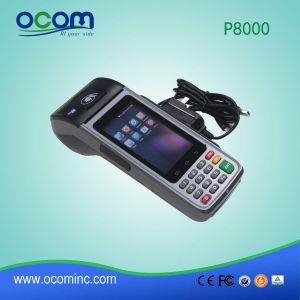 2016 Handheld Android POS Terminal with Payment Function (P8000) pictures & photos