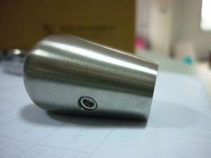 Stainless Steel Railing End Cap (CO-3801) pictures & photos