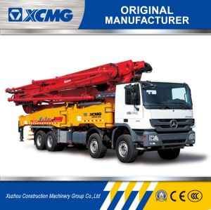 Hot Sale XCMG Hb48c 48m Truck Mounted Concrete Pump pictures & photos