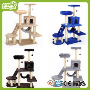 China Factory High Quality Cat Tree pictures & photos