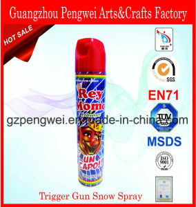 700ml Trigger Canned Aerosol Snow for Christmas Decoration pictures & photos