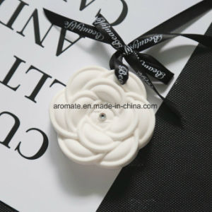 Hanging Scented Ceramic Aroma Car Air Freshener (AM-152) pictures & photos