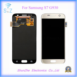 Mobile Smart Phone LCD for Samsung Galaxy S7 G930 G930F Touch Screen Display pictures & photos