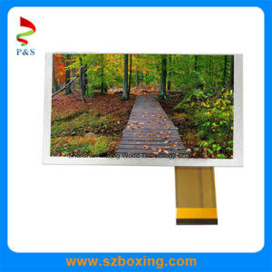 800 (RGB) *480p 6.2 Inch TFT LCD Touch Screen with Brightness 400 CD/M2 pictures & photos