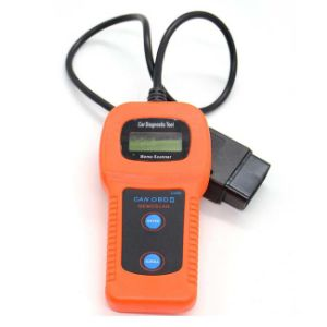 Diagnostic Tool Fault Code Reader Car Engine Scanner Diagnostic Reset U480, Full on-Screen Diagnosis, Delete Engine Codes pictures & photos