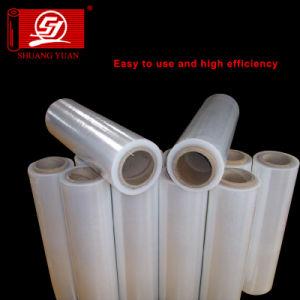 Transparent Pallet PE Stretch Wrap Film pictures & photos